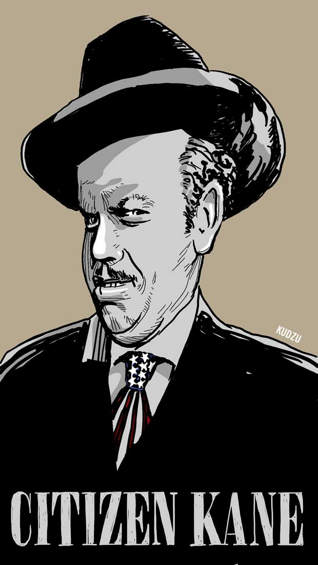 Citizen Kane Art